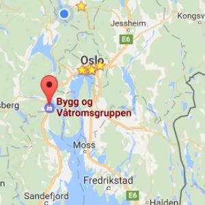 BOVG på Google maps