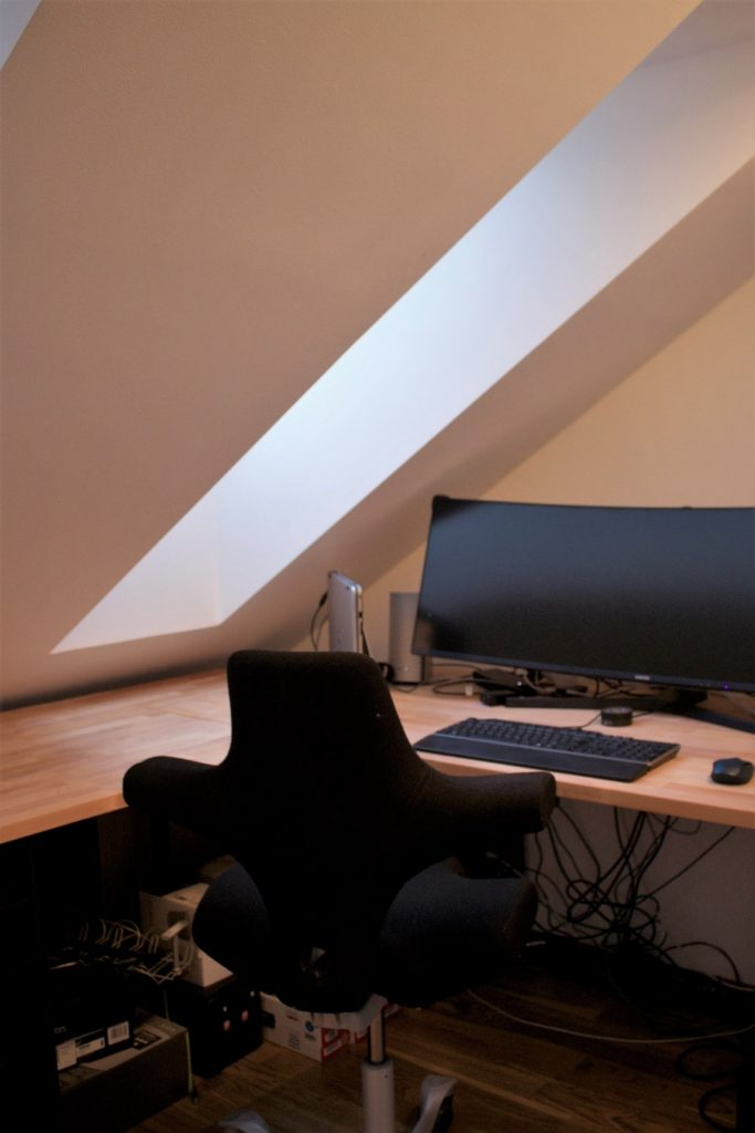 Nytt kontor