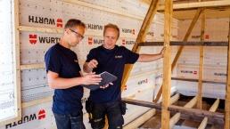BOVG tilbygg på hus prosjektledere