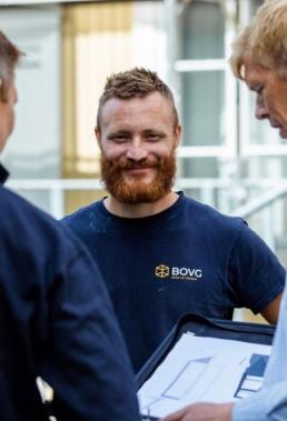 BOVG: Byggmester i Drammen