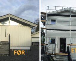 Trangt? Kanskje du kan bygge en ekstra etasje på huset!